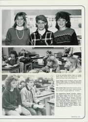 Page 157, 1986 Edition, East Mecklenberg High School - East Wind Yearbook (Charlotte, NC) online yearbook collection