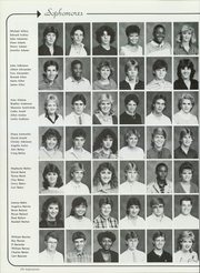 Page 158, 1986 Edition, East Mecklenberg High School - East Wind Yearbook (Charlotte, NC) online yearbook collection