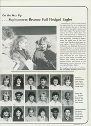 Page 159, 1986 Edition, East Mecklenberg High School - East Wind Yearbook (Charlotte, NC) online yearbook collection