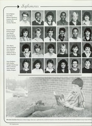 Page 160, 1986 Edition, East Mecklenberg High School - East Wind Yearbook (Charlotte, NC) online yearbook collection