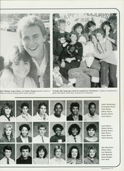 Page 161, 1986 Edition, East Mecklenberg High School - East Wind Yearbook (Charlotte, NC) online yearbook collection