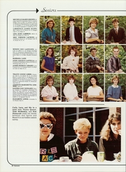 Page 94, 1986 Edition, East Mecklenberg High School - East Wind Yearbook (Charlotte, NC) online yearbook collection