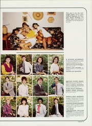 Page 97, 1986 Edition, East Mecklenberg High School - East Wind Yearbook (Charlotte, NC) online yearbook collection