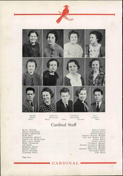 Page 10, 1935 Edition, Newton Conover High School - Cardinal Yearbook (Newton, NC) online yearbook collection