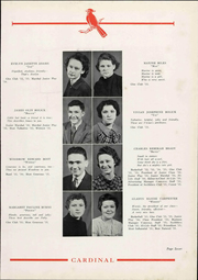Page 13, 1935 Edition, Newton Conover High School - Cardinal Yearbook (Newton, NC) online yearbook collection