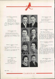 Page 14, 1935 Edition, Newton Conover High School - Cardinal Yearbook (Newton, NC) online yearbook collection