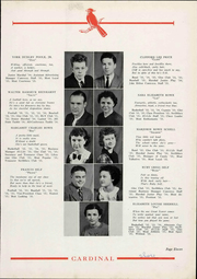Page 17, 1935 Edition, Newton Conover High School - Cardinal Yearbook (Newton, NC) online yearbook collection