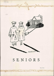 Page 11, 1940 Edition, Newton Conover High School - Cardinal Yearbook (Newton, NC) online yearbook collection