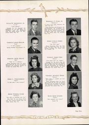 Page 13, 1940 Edition, Newton Conover High School - Cardinal Yearbook (Newton, NC) online yearbook collection