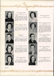 Page 14, 1940 Edition, Newton Conover High School - Cardinal Yearbook (Newton, NC) online yearbook collection