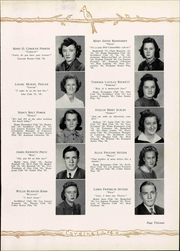 Page 17, 1940 Edition, Newton Conover High School - Cardinal Yearbook (Newton, NC) online yearbook collection