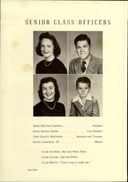 Page 14, 1944 Edition, Newton Conover High School - Cardinal Yearbook (Newton, NC) online yearbook collection