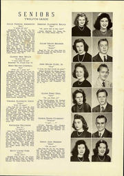 Page 15, 1944 Edition, Newton Conover High School - Cardinal Yearbook (Newton, NC) online yearbook collection