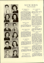 Page 16, 1944 Edition, Newton Conover High School - Cardinal Yearbook (Newton, NC) online yearbook collection