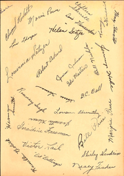 Page 5, 1944 Edition, Newton Conover High School - Cardinal Yearbook (Newton, NC) online yearbook collection