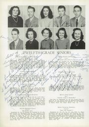 Page 12, 1945 Edition, Newton Conover High School - Cardinal Yearbook (Newton, NC) online yearbook collection