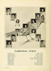 Page 10, 1948 Edition, Newton Conover High School - Cardinal Yearbook (Newton, NC) online yearbook collection