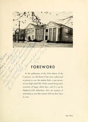 Page 7, 1948 Edition, Newton Conover High School - Cardinal Yearbook (Newton, NC) online yearbook collection
