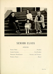 Page 13, 1949 Edition, Newton Conover High School - Cardinal Yearbook (Newton, NC) online yearbook collection