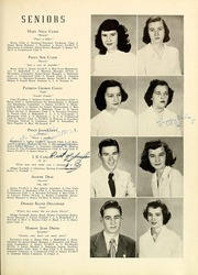Page 15, 1949 Edition, Newton Conover High School - Cardinal Yearbook (Newton, NC) online yearbook collection