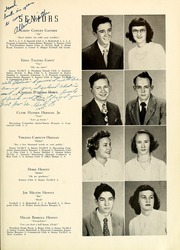 Page 17, 1949 Edition, Newton Conover High School - Cardinal Yearbook (Newton, NC) online yearbook collection