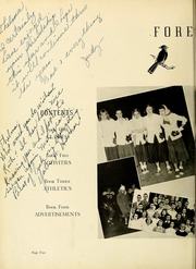Page 6, 1949 Edition, Newton Conover High School - Cardinal Yearbook (Newton, NC) online yearbook collection