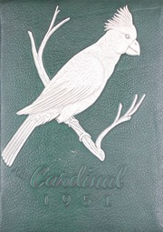 Page 1, 1951 Edition, Newton Conover High School - Cardinal Yearbook (Newton, NC) online yearbook collection