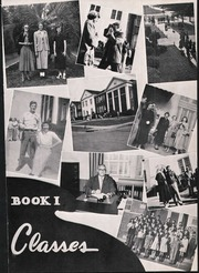 Page 11, 1951 Edition, Newton Conover High School - Cardinal Yearbook (Newton, NC) online yearbook collection