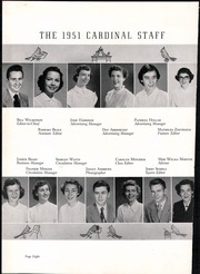 Page 12, 1951 Edition, Newton Conover High School - Cardinal Yearbook (Newton, NC) online yearbook collection
