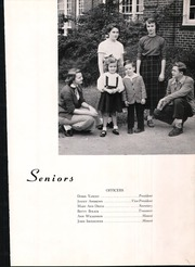 Page 13, 1951 Edition, Newton Conover High School - Cardinal Yearbook (Newton, NC) online yearbook collection