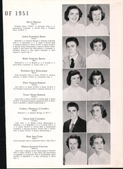 Page 15, 1951 Edition, Newton Conover High School - Cardinal Yearbook (Newton, NC) online yearbook collection