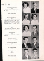 Page 17, 1951 Edition, Newton Conover High School - Cardinal Yearbook (Newton, NC) online yearbook collection