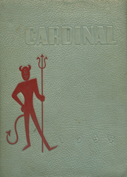 Page 1, 1954 Edition, Newton Conover High School - Cardinal Yearbook (Newton, NC) online yearbook collection