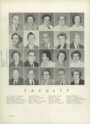Page 10, 1954 Edition, Newton Conover High School - Cardinal Yearbook (Newton, NC) online yearbook collection