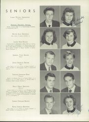Page 15, 1954 Edition, Newton Conover High School - Cardinal Yearbook (Newton, NC) online yearbook collection