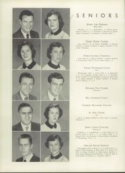 Page 16, 1954 Edition, Newton Conover High School - Cardinal Yearbook (Newton, NC) online yearbook collection