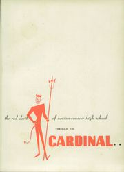 Page 5, 1954 Edition, Newton Conover High School - Cardinal Yearbook (Newton, NC) online yearbook collection