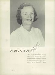 Page 8, 1954 Edition, Newton Conover High School - Cardinal Yearbook (Newton, NC) online yearbook collection
