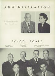 Page 9, 1954 Edition, Newton Conover High School - Cardinal Yearbook (Newton, NC) online yearbook collection