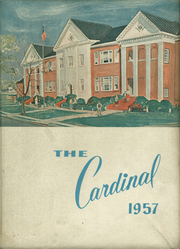 Page 1, 1957 Edition, Newton Conover High School - Cardinal Yearbook (Newton, NC) online yearbook collection