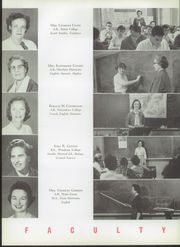 Page 10, 1957 Edition, Newton Conover High School - Cardinal Yearbook (Newton, NC) online yearbook collection