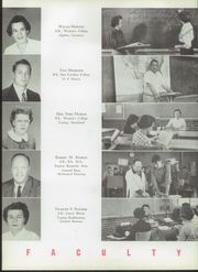 Page 12, 1957 Edition, Newton Conover High School - Cardinal Yearbook (Newton, NC) online yearbook collection