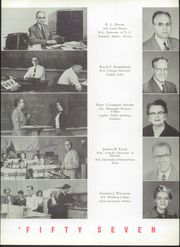 Page 13, 1957 Edition, Newton Conover High School - Cardinal Yearbook (Newton, NC) online yearbook collection