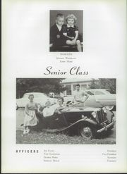 Page 16, 1957 Edition, Newton Conover High School - Cardinal Yearbook (Newton, NC) online yearbook collection