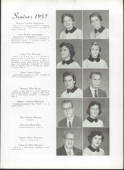 Page 17, 1957 Edition, Newton Conover High School - Cardinal Yearbook (Newton, NC) online yearbook collection
