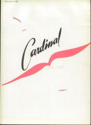 Page 5, 1957 Edition, Newton Conover High School - Cardinal Yearbook (Newton, NC) online yearbook collection
