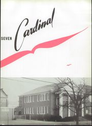Page 7, 1957 Edition, Newton Conover High School - Cardinal Yearbook (Newton, NC) online yearbook collection