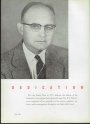 Page 8, 1957 Edition, Newton Conover High School - Cardinal Yearbook (Newton, NC) online yearbook collection