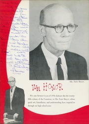 Page 10, 1958 Edition, Newton Conover High School - Cardinal Yearbook (Newton, NC) online yearbook collection