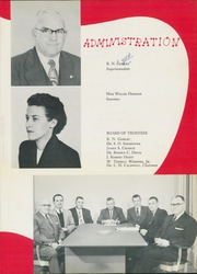 Page 11, 1958 Edition, Newton Conover High School - Cardinal Yearbook (Newton, NC) online yearbook collection